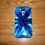 Digital Blue Phone Case by Game-BeatX14