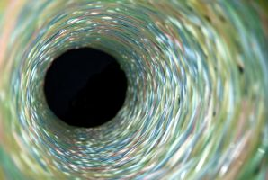 Straw Cylinder interior detail by wags9452