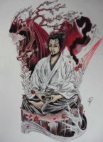 Samurai by almorti123