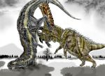 Pentaceratops by Durbed