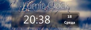 Lumia Clock by FenGenzus