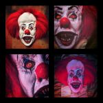 PENNYWISE THE CLOWN by mortonskull