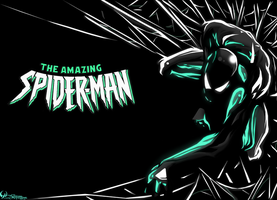 The Amazing Spider-Man by Darkness1999th