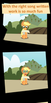 Barn that went wrong by Mafon