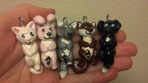 Animal Charms FOR SALE by dipnoi