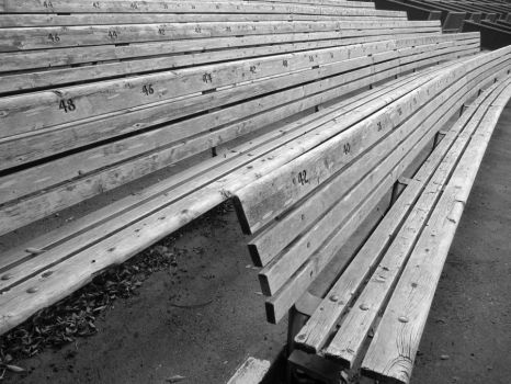 benches by hadasssah