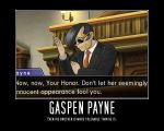 Gaspen Payne Demotivator by Shadow-DJ