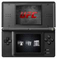 UFC for NDS theme by TechII