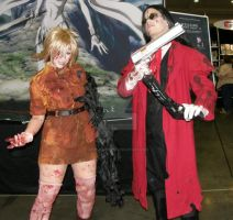 Hellsing Ultimate by AponiRainbow
