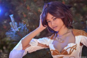 Elika - Prince of Persia Cosplay by the-mirror-melts
