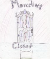 Marcelines Closet by CautionnMan
