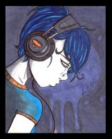 Headphones by ACGalaga