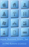 Aqua_Buttons_Icons_Set by giancarlo64