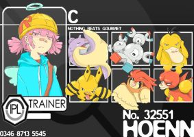 IPL - Trainer Card - C by cherifish