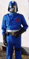 Cobra Commander 3 by FraterSINISTER