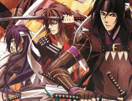 Hakuouki boys by LHitachiin