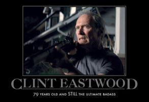 Clint Eastwood by AwesomenessDK