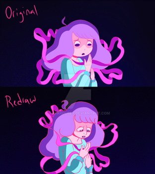Bee and Puppycat - Screencap Redraw 1 by flamingaro
