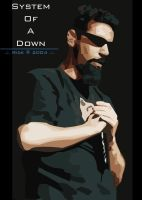 System Of a Down Singer by RiDe-HaRd