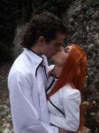 Bleach - Aizen and Orihime 6 by LadyGrell93