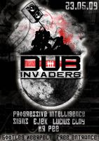 dub invaders 57 by Nabahaal