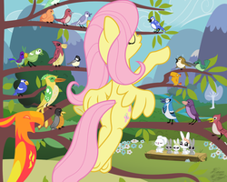 [Commission] FlutterSymphony by FacelessJr