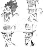 Dr Facilier Sketches by Charonspass