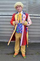 6th Doctor Who Cosplay (1) by masimage