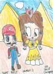 100 Daisy challenge part 3-Super Mario land by PrincessDaisyRocks10