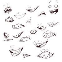 Mouths by Cobean