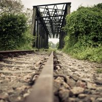 Railway Tracks by feria233
