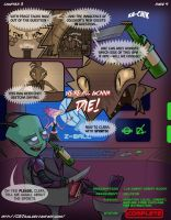 IZ-BTE Fan Comic: Ch3-Pg4 by CGIgal
