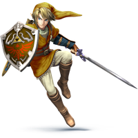 Gold Link SSB4 (requested) by SimpleDerk