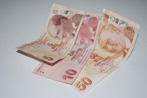 Turkish Lira by Faymara