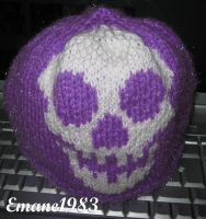Knitted cap by Emane1983