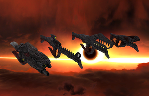 Collectors Weapons from Mass Effect 3 for XNALara by Melllin