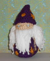 Dumbledore Amigurumi Doll by Craftigurumi