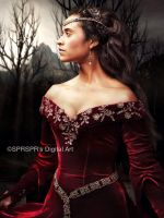 Medieval Beauty by SPRSPRsDigitalArt