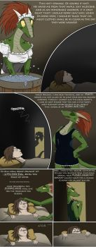 Lusty Argonian Maid'd Part 5: The Oathening by Valsalia