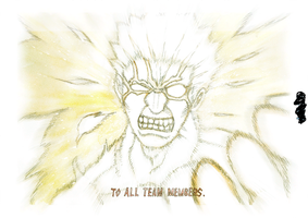 Asura's Wrath Interval Drama 25 by sidneymadmax