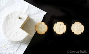Pac-Man... Camembert Style. by Rerinha