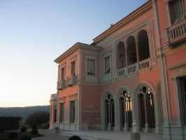 Renaissance in the Belle Epoque (Villa Ephrussi) by Syltorian