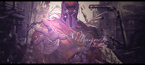 Sign Magneto by Griimmjow