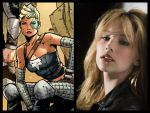 Marvel Movie Casting: Dazzler by Myths-of-Genesis