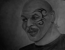 Mike Tyson by DanloS