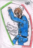 Italy by artistforlifeXD