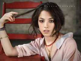 Olivia Thirlby Wallpaper [1024x768] by papatom
