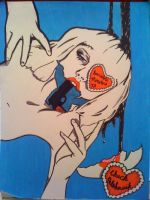 invisible monsters alt. by jujubescavities