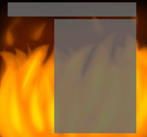 Animated Fire Journal Skin by Tontora