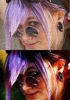Models Of Cosplay Shooter N''6 Bis by Appossai